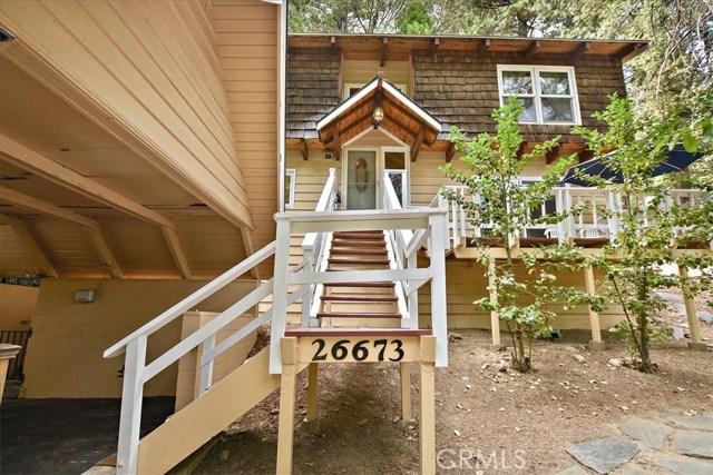 26673 Lake Forest Drive, Twin Peaks, CA 92391