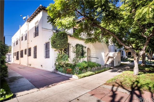 351 N Sierra Bonita Avenue, Los Angeles, CA 90036