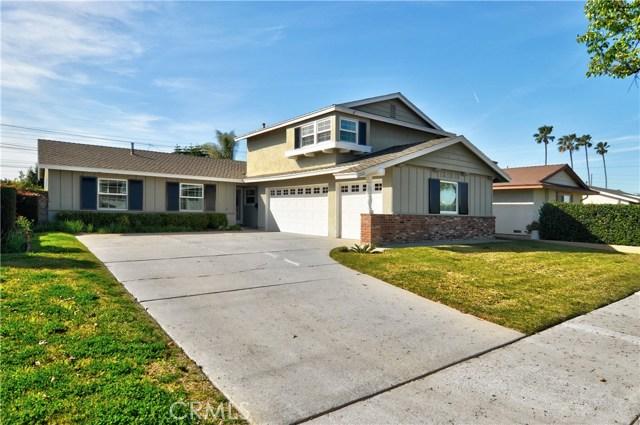 17121 Santa Suzanne Street, Fountain Valley, CA 92708