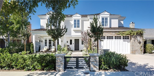 1718 Port Westbourne Place | Harbor View Homes (HVHM) | Newport Beach CA