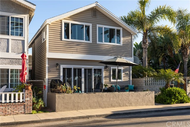 208 36th Street | Balboa Peninsula (Residential) (BALP) | Newport Beach CA