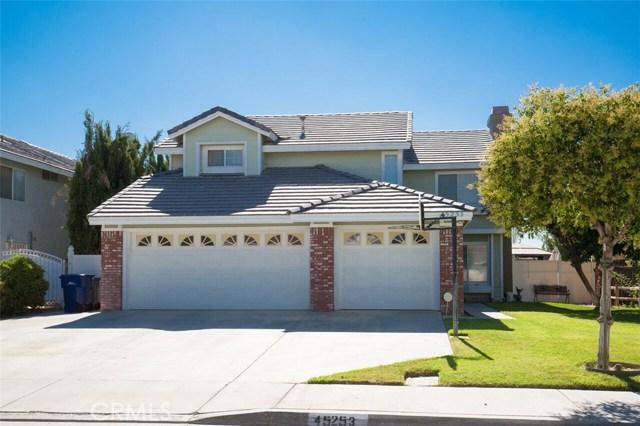 45253 PICKFORD Avenue, Lancaster, CA 93534
