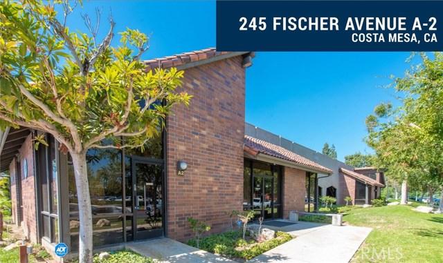 245 Fischer Avenue A2, Costa Mesa, CA 92626