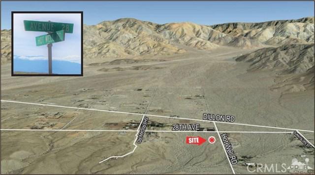 Hot Well Rd, Desert Hot Springs, CA 92241