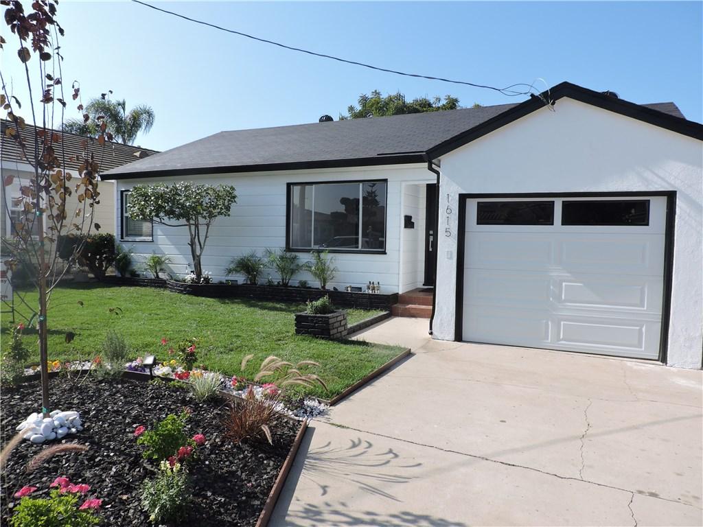 1615 Juniper Avenue, Torrance, California 90503, 2 Bedrooms Bedrooms, ,1 BathroomBathrooms,Single family residence,For Sale,Juniper,SB19261266