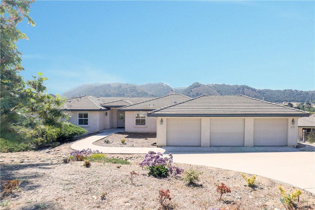 175  Big Canyon Court, Arroyo Grande in San Luis Obispo County, CA 93420 Home for Sale