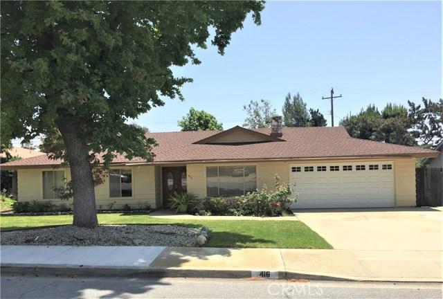 416 Greensboro Court, Claremont, CA 91711