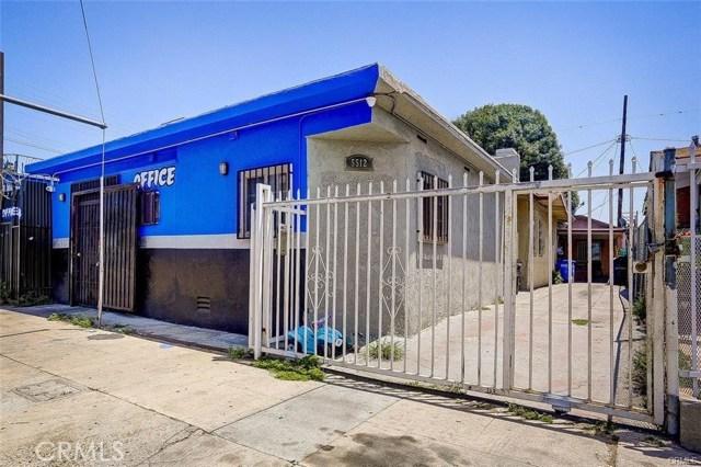 5512 Long Beach Avenue, Vernon, CA 90058