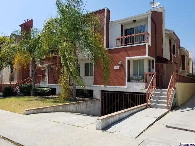 421 Palm, Glendale, California 91202, 2 Bedrooms Bedrooms, ,1 BathroomBathrooms,Apartment,For Lease,Palm,320005601