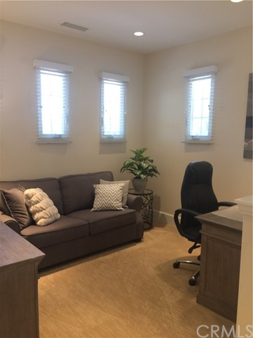 Upstairs den or office