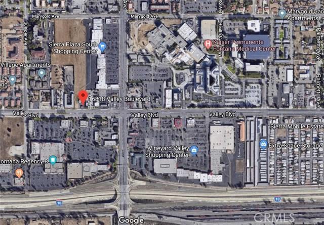 16818 Valley Boulevard, Fontana, CA 92335