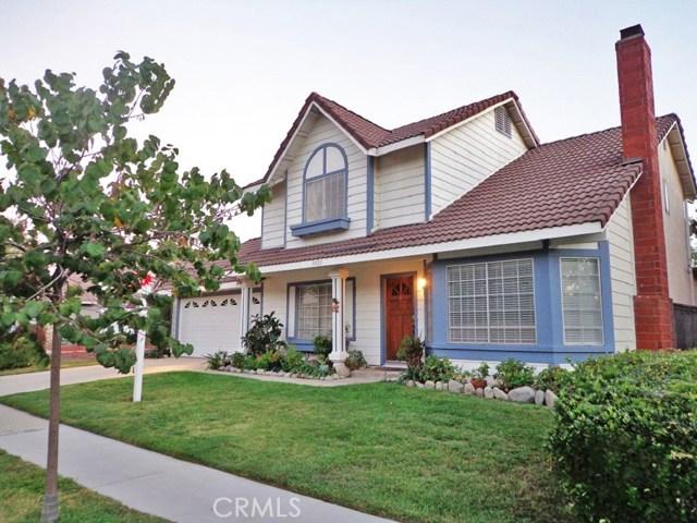 11423 Mount Johnson Court, Rancho Cucamonga, CA 91737