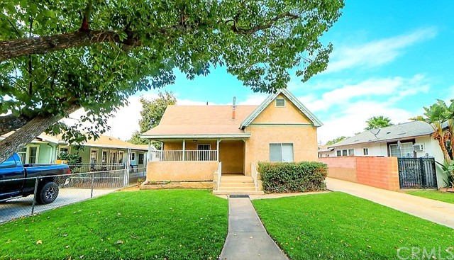 Beautiful triplex located in one of Ontario's most desirable neighborhoods! This triplex is nestled on a quiet, tree lined street in a family friendly neighborhood nearby to dining, shopping, schools & just a few minutes drive to Ontario Airport. All three homes are turn key & have been recently upgraded with beautiful finishes. Each home is currently occupied by tenants. Property Addresses are: 321 East F Street, 321 1/2 East F Street & 323 East F Street. The front home features 3 bedrooms, 1 bathroom & has two bonus rooms!! The 2nd home features a studio home with 1 bathroom. The 3rd home features 2 bedrooms, 1 bathroom. Each home is equipped with a kitchen & the front & rear homes have a laundry room inside of the home. All 3 homes have private, beautifully landscaped yards. There are 2 separate driveways present on this property & 2 garages. The rear driveway is gated & can be accessed from the rear alley. Each home has separate utility meters for gas & electric. Each home has a separate water heater. All 3 homes have been very well maintained.  Appointment is required to tour this property. ** Please use address 321 East F Street, Ontario, CA for directions to located the home. Buyers to do their due diligence to verify accuracy of the square footage of each unit and the lot size.**