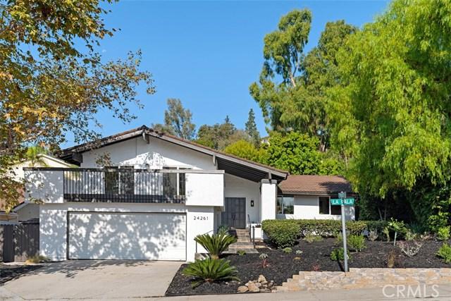 Photo of 24261 La Pala Lane, Mission Viejo, CA 92691
