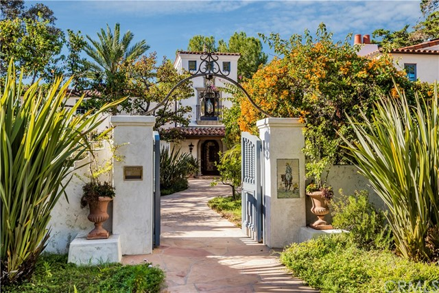 4. 909 Via Coronel Palos Verdes Estates, CA 90274
