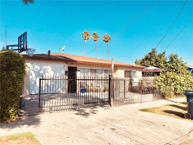 1044 W 111th Street, County - Los Angeles, CA 90044