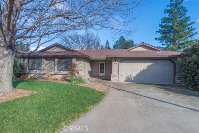 449 Black Oak Drive, Chico, CA 95926