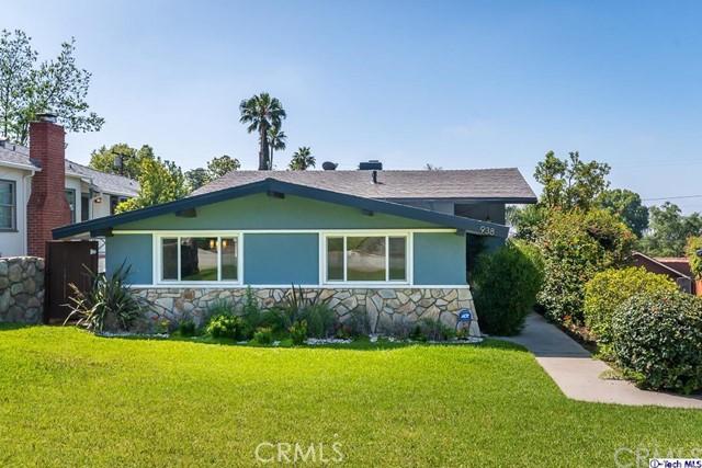 938 E Poppyfields Drive, Altadena, CA 91001