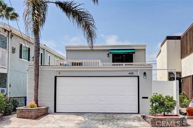 445 Gould Avenue, Hermosa Beach, CA 90254