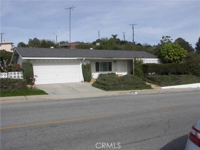 481 W El Repetto Drive, Monterey Park, CA 91754