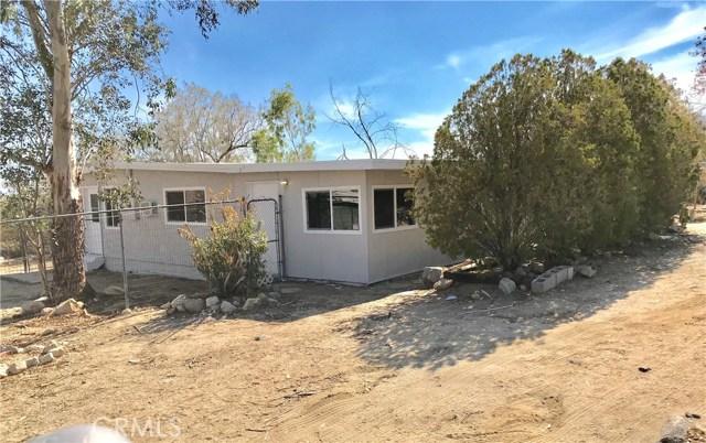 50937 Canyon Road, Morongo Valley, CA 92256