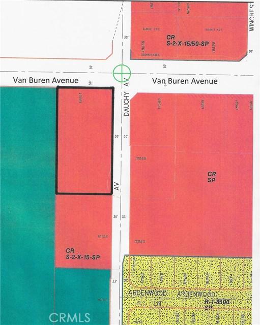 18451 Van Buren Boulevard