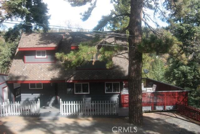 26338 Forest Lane, Twin Peaks, CA 92391