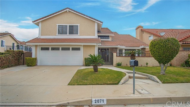 2071  Peaceful Hills Road, Walnut, California