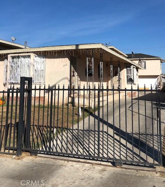 916 N Sloan, Compton, CA 90221
