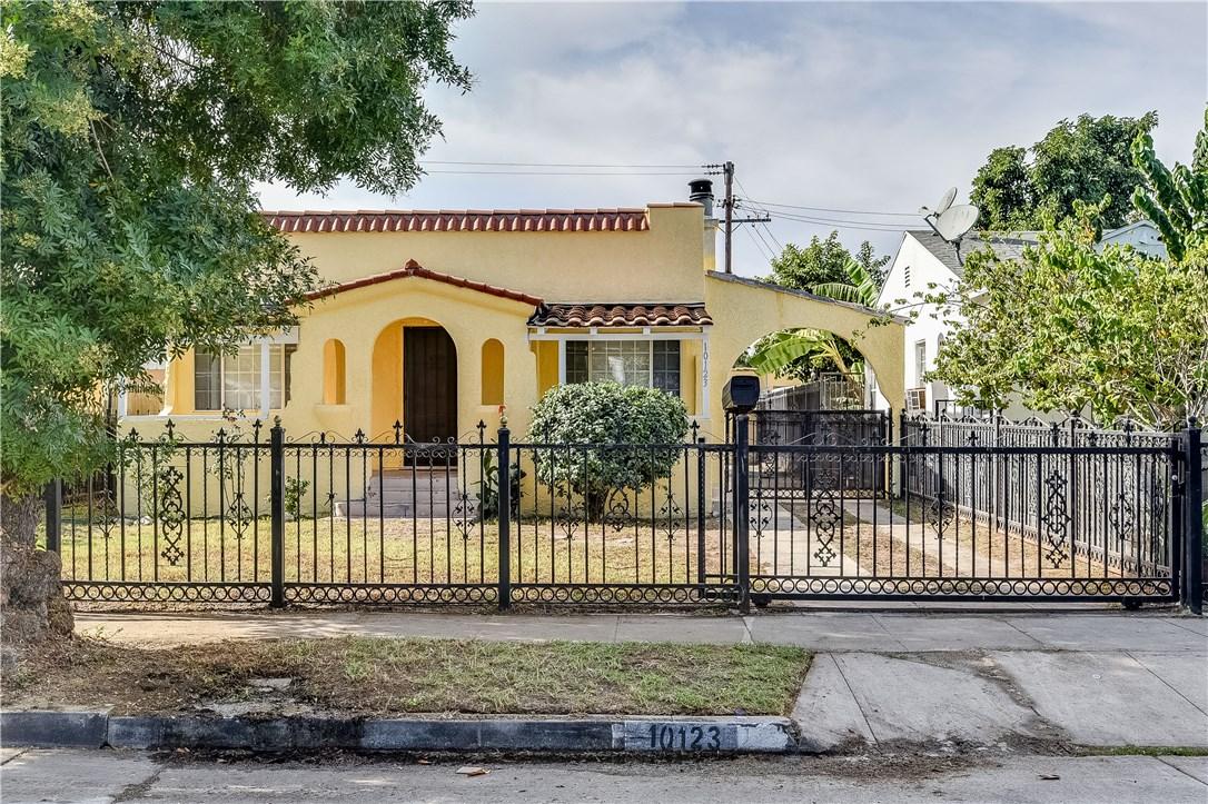 10123 San Jose Avenue, South Gate, CA 90280