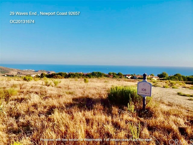 29 Waves End, Newport Coast, CA, 92657