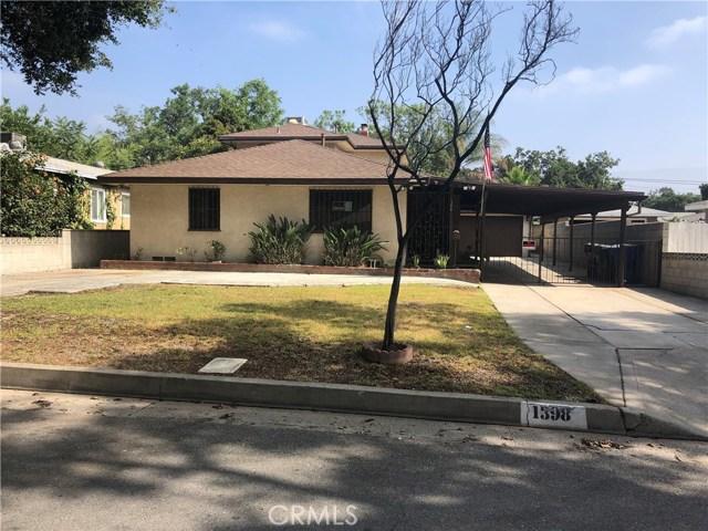 1398 W 16th Street, San Bernardino, CA 92411