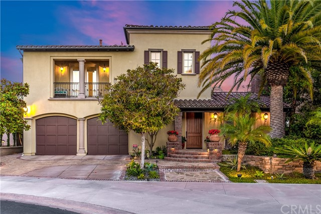 19 Coastal Oak | Pienza (PRPZ) | Newport Coast CA