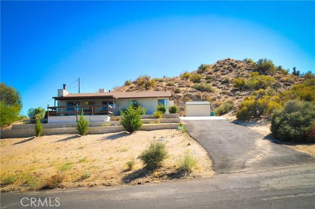 49017 Tamarisk Drive, Morongo Valley, CA 92256