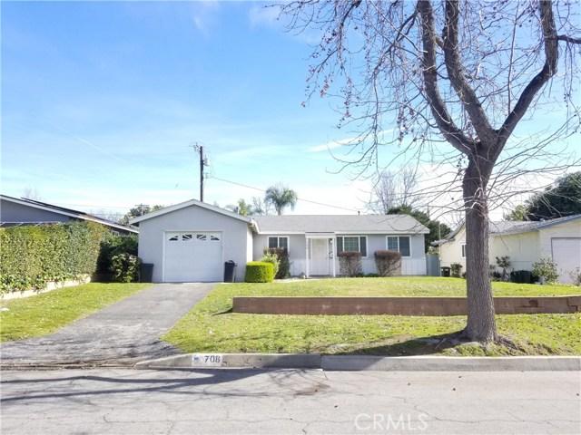 708 S Washington Avenue, Glendora, CA 91740
