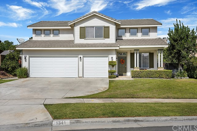 1341 Woodvale Drive, Corona, CA 92879