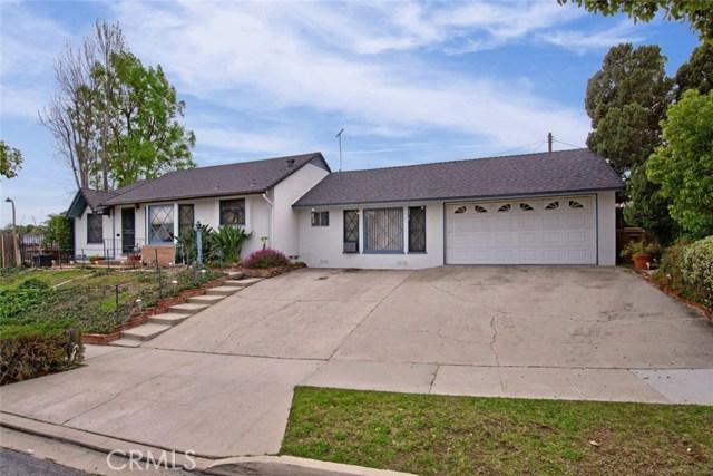 340 E Alder Street, Brea, CA 92821
