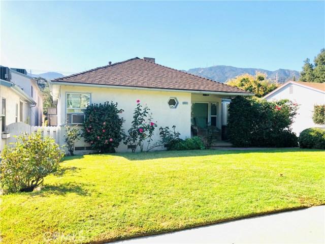 3254 Montrose Avenue, Glendale, CA 91214