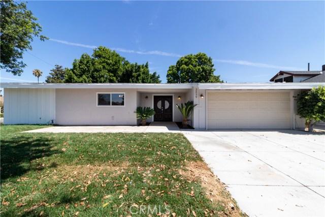 2519 E Maverick Avenue, Anaheim, CA 92806