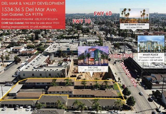 1536 S Del Mar Avenue, San Gabriel, CA 91776