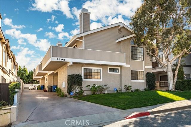 2208 Carnegie Lane B- Redondo Beach- California 90278, 3 Bedrooms Bedrooms, ,2 BathroomsBathrooms,For Sale,Carnegie,SB20039624