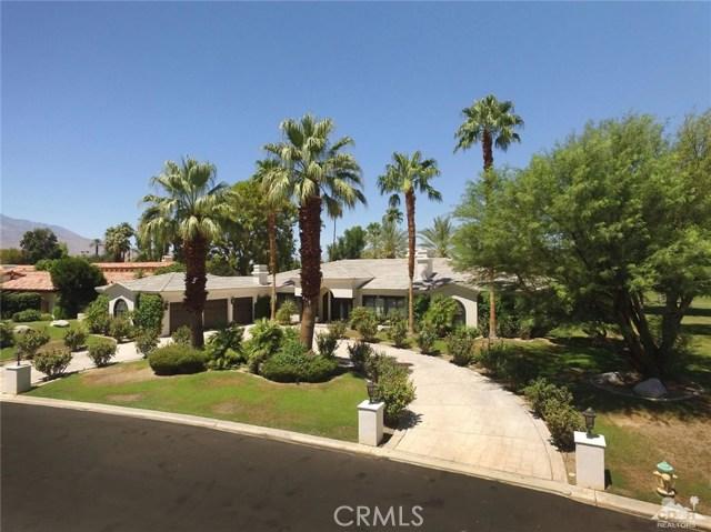 71250 Thunderbird Terrace, Rancho Mirage, CA 92270