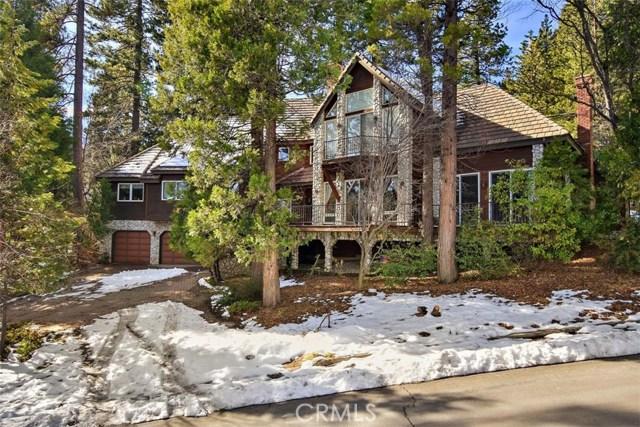 160 Shorewood Drive, Lake Arrowhead, CA 92352