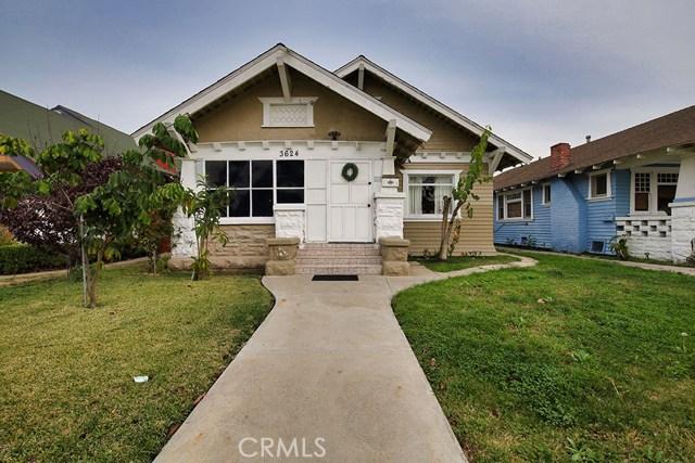 3624 3rd Avenue, Los Angeles, CA 90018