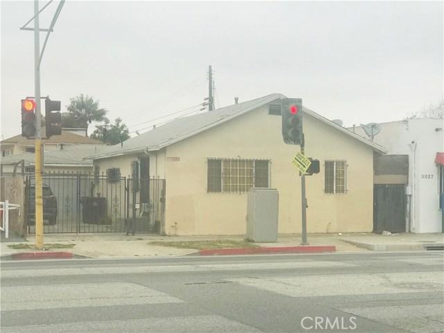 11033 S Prairie Avenue, Inglewood, CA 90303