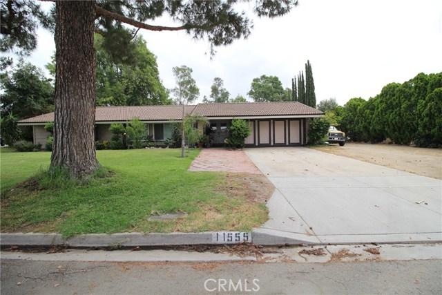 11555 Ponderosa Avenue, Fontana, CA 92337