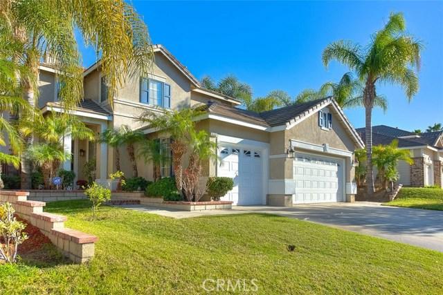 817 Villa Montes Circle, Corona, CA 92879