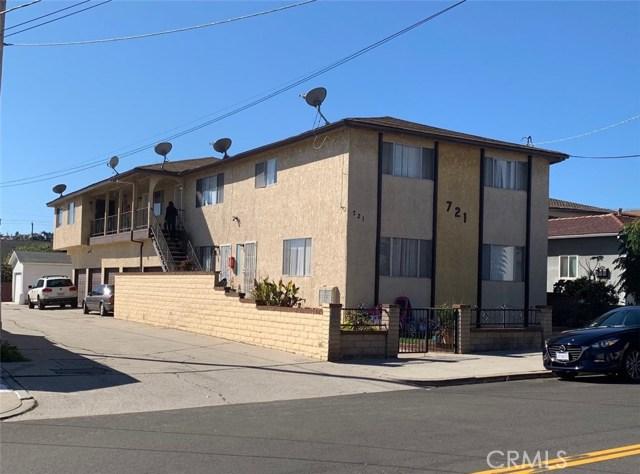 721 W 15th Street, San Pedro, CA 90731
