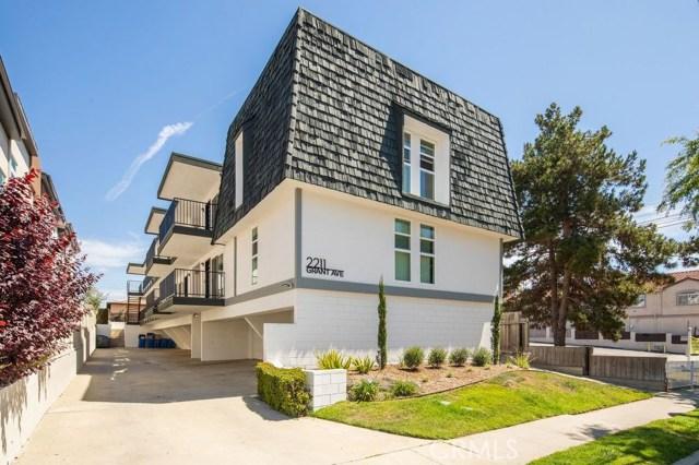 2211 Grant Avenue 3, Redondo Beach, California 90278, 2 Bedrooms Bedrooms, ,2 BathroomsBathrooms,For Rent,Grant,PV20188547