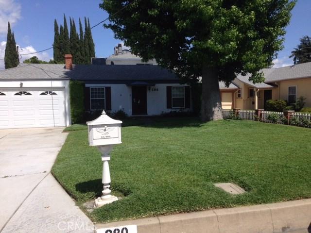 280 S Charlotte Avenue, San Gabriel, CA 91776